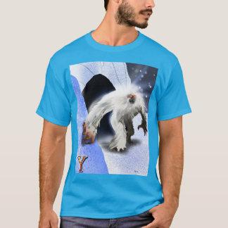 Y está para Yeti Camiseta