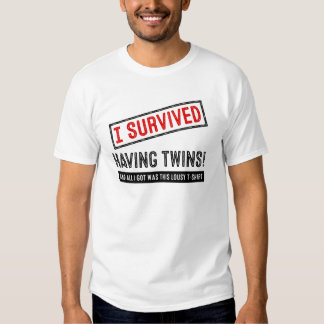 Y toda I Got era esta camiseta malísima