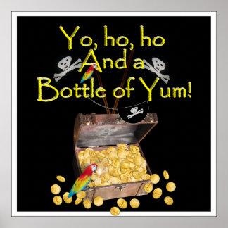¡Y una botella de YUM! Impresiones