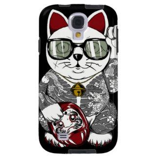 Yakuza Neko Funda Galaxy S4
