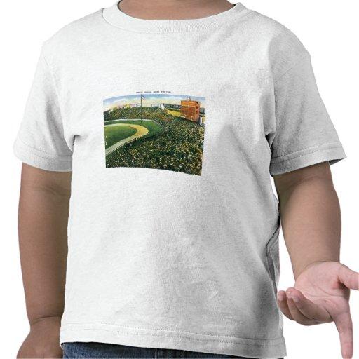 Yankee Stadium, NY Camiseta