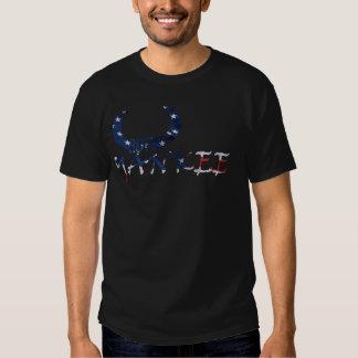 YANQUI por BULL DE LAS MADERAS Camiseta
