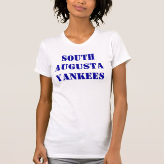 Yanquis del sur de Augusta Camiseta