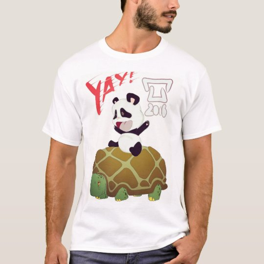 Yay panda camiseta