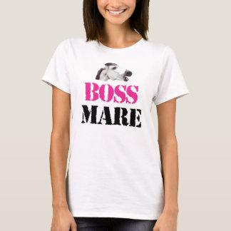 Yegua de Boss Camiseta