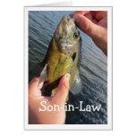 Yerno del humor de la pesca a modificar para requi felicitación