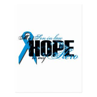 Yerno mi héroe - esperanza de la próstata postal