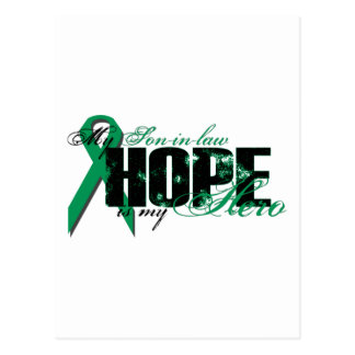 Yerno mi héroe - esperanza del cáncer del riñón postal