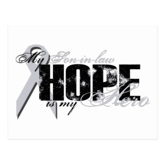 Yerno mi héroe - esperanza del pulmón postal