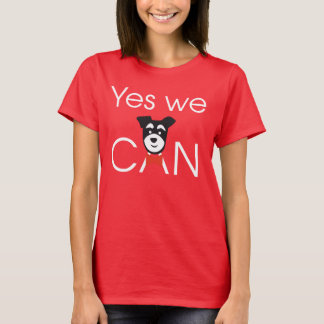 Yes we Can Camiseta
