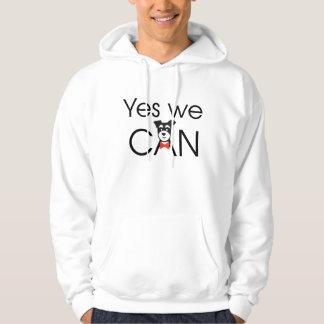 Yes we CAN Sudadera