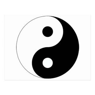 Yin pacífico Yang Postal