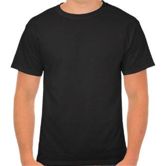 Yin principal yang camisetas