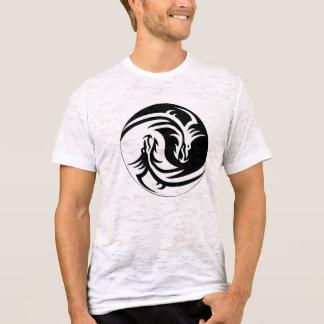 Yin tribal Yang Camiseta