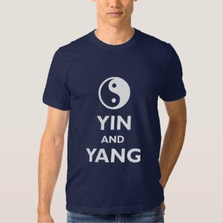 Yin y Yang Camisetas