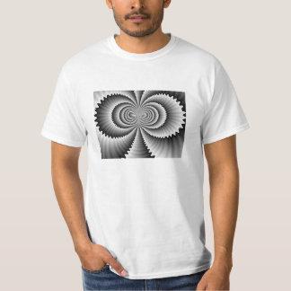 yin y yang teóricos camiseta