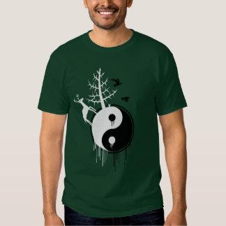 Yin Yang Camiseta