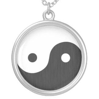 Yin Yang Colgante Redondo