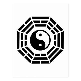 Yin yang de Pakua Postal