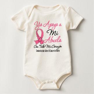 Yo Apoyo al MI Abuela - Cáncer de Mamá Bodi De Bebé