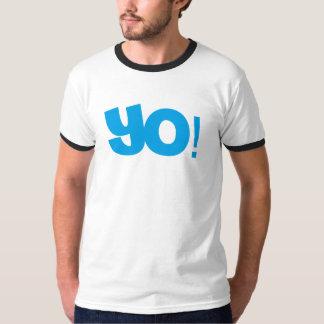 ¡Yo! camiseta del campanero de los años 90