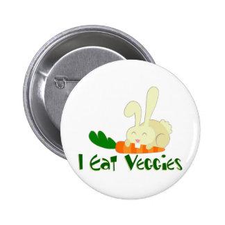 Yo como el botón de los Veggies