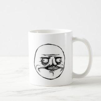 yo gusta grande taza de café