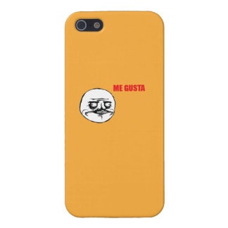 Yo Gusta iPhone 5 Cárcasas