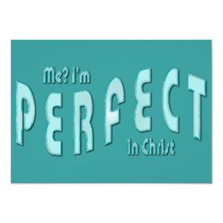 ¿Yo? Soy perfecto… en Cristo - 10:14 de los Anuncio Personalizado