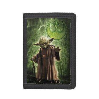 Yoda A que brilla intensamente