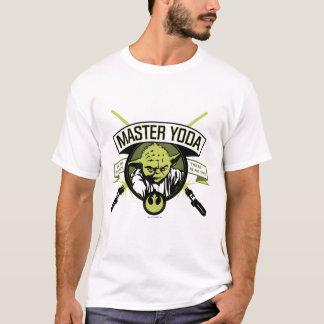 Yoda principal camiseta