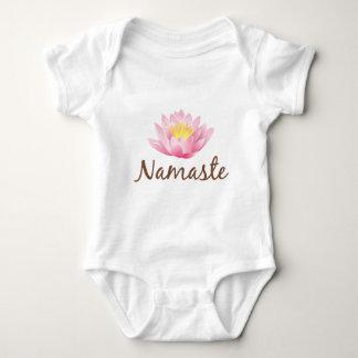 Yoga de la flor de Namaste Lotus Body Para Bebé