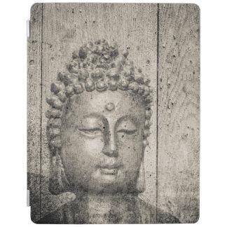 Yoga del Buddhism de Buda del vintage Cubierta De iPad