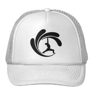 Yoga Maui - gorra de la resaca del camionero