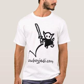 Yogui en la acción camiseta
