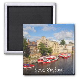York, Inglaterra, imán del refrigerador