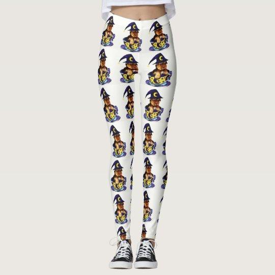 Yorkie Poo Leggings