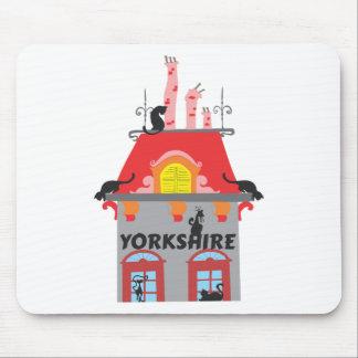 Yorkshire Alfombrilla De Ratón