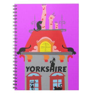 Yorkshire Cuaderno