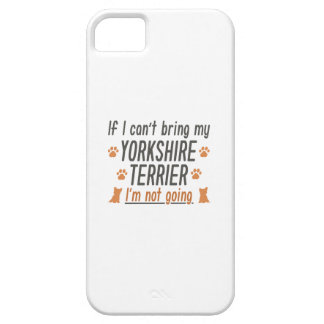 Yorkshire Terrier Funda Para iPhone SE/5/5s