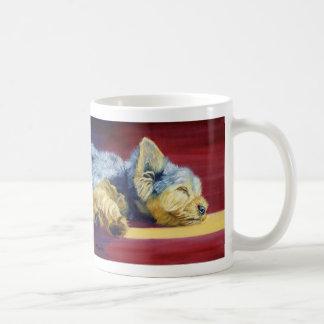 Yorkshire Terrier Taza De Café
