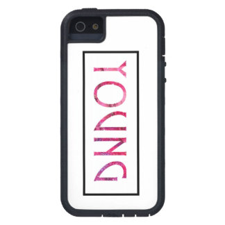 Young iPhone 5 Funda