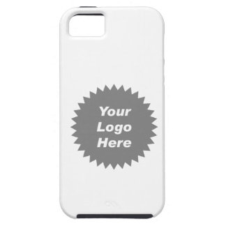 Your business logo here promo iPhone 5 cases