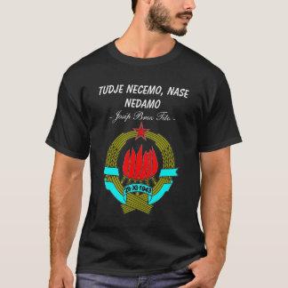 Yugoslavia representa camiseta