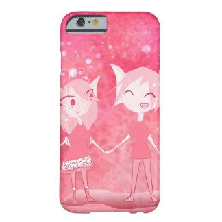 Yuki en la versión 1 del amor funda para iPhone 6 barely there