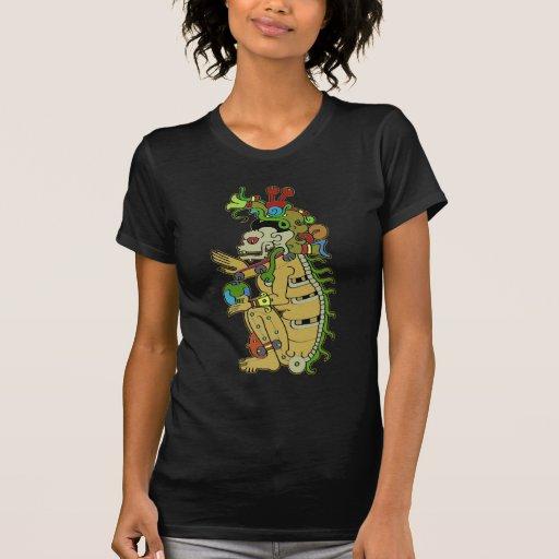 Yum Cimil Camisetas