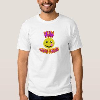 yum galletas camisetas