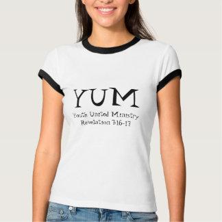 YUM, la juventud unió el ministerio, 7:16 de la Camisetas