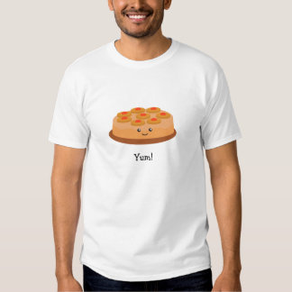 ¡Yum! Torta al revés de la piña Camisetas
