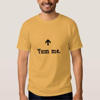 Yum yo la camiseta de Arrow Hombre de la cita